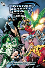 Justice League of America: Omega TP (Justice League (DC Comics) (paperback)) (Paperback) Books