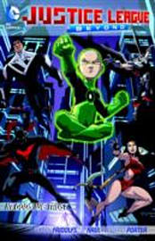 Justice League Beyond: In Gods We Trust TP (Paperback) Books