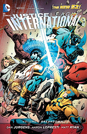 Justice League International Volume 2: Breakdown TP (Paperback) Books
