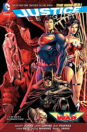 Justice League Trinity War HC (The New 52) (Justice League (DC Comics)) (Hardcover) Books