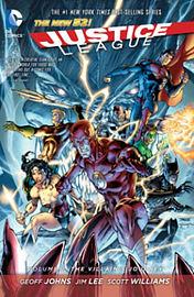 Justice League Volume 2: The Villain's Journey TP (The New 52) (Paperback) Books