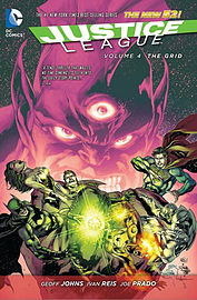 Justice League Volume 4 HC (The New 52) (Hardcover) Books