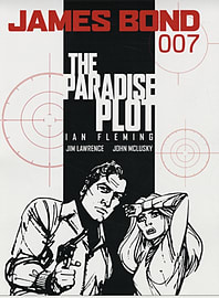 JAMES BOND PARADISE PLOT Books