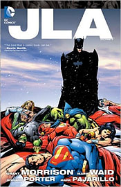 JLA Volume 4 TP (JLA (Numbered)) (Paperback) Books