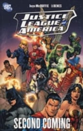 JUSTICE LEAGUE OF AMERICA SECOND COMING Books