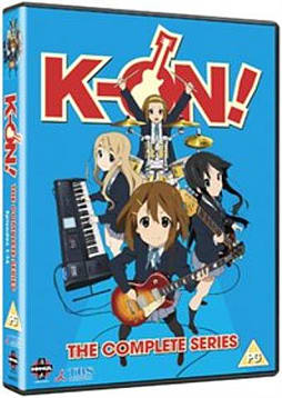 K-On! Complete Series Collection [DVD] DVD