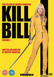 Kill Bill, Vol. 1 [DVD] DVD