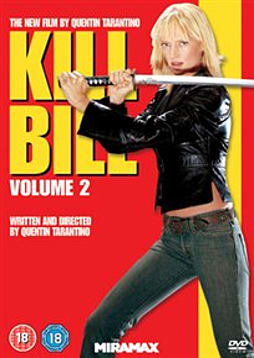 Kill Bill: Volume 2 [DVD] DVD