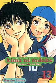 Kimi ni Todoke 13 (Kimi Ni Todoke: From Me to You) (Paperback) Books
