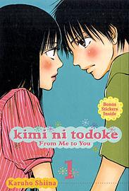 Kimi ni Todoke: From Me to You volume 1 (Paperback) Books