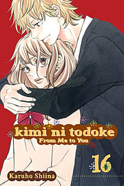 Kimi Ni Todoke 16 (Kimi Ni Todoke: From Me to You) (Paperback) Books
