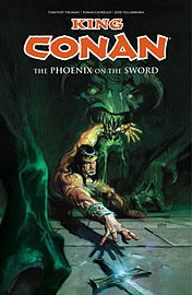 King Conan: The Phoenix on the Sword (Paperback) Books