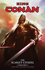 King Conan: The Scarlet Citadel (Paperback) Books