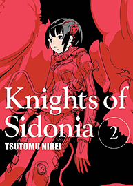 Knights of Sidonia Vol. 2 (Paperback) Books