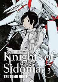 Knights of Sidonia, Vol. 3 (Paperback) Books
