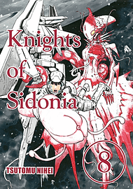 Knights of Sidonia, Vol. 8 (Paperback) Books