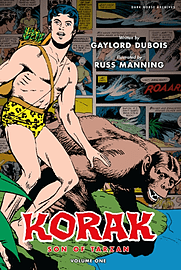 Korak, Son of Tarzan Archives Volume 1 (Hardcover) Books