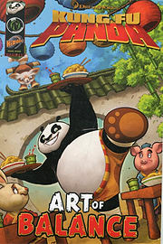 Kung Fu Panda 2 Movie Prequel (DreamWorks Graphic Novels) (Paperback) Books