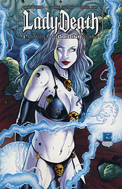 Lady Death Origins Vol.2 (Paperback) Books