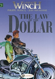 Largo Winch Vol.10: The Law of the Dollar (Paperback) Books