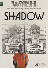 Largo Winch Vol.8: Shadow (Paperback) Books