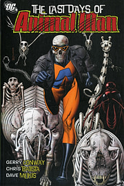 Last Days Of Animal Man TP (Paperback) Books