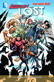 Legion Lost Volume 2: The Culling TP (The New 52) (Paperback) Books