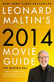 Leonard Maltin's 2014 Movie Guide: The Modern Era (Leonard Maltin's Movie Guide) (Paperback) Books