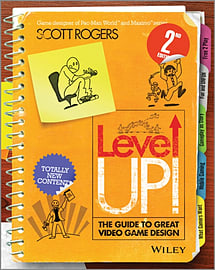 Level Up!: The Guide to Great Video Game Design (Paperback) Books