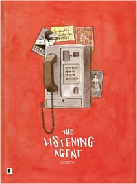 Listening Agent, The (Hardcover) Books