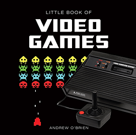 Little Book of Video Games (Little Books) (Hardcover) Books