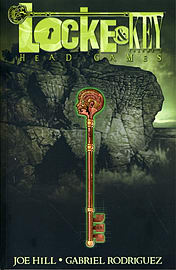 Locke & Key Volume 2: Head Games TP (Locke & Key (Idw) (Quality Paper)) (Paperback) Books