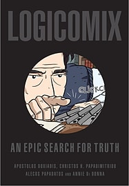 Logicomix: An Epic Search for Truth (Paperback) Books