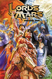 Lords of Mars Volume 1 (Paperback) Books