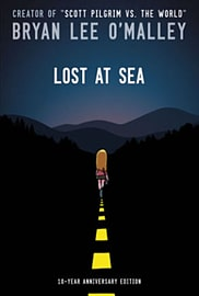 Lost at Sea HC (Hardcover) Books