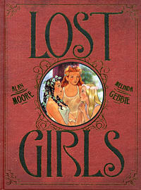 Lost Girls Hardcover Edition (Hardcover) Books