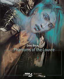 Louvre Collection, The: Phantoms of the Louvre (Hardcover) Books