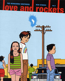 Love and Rockets: New Stories (Vol. 3) (Love and Rockets) (Paperback) Books