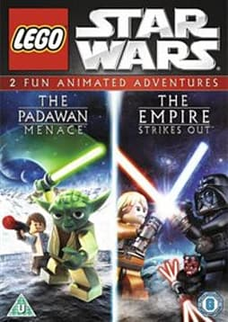 LEGO Star Wars: The Padawan Menace / The Empire Strikes Out Double Pack [DVD] DVD