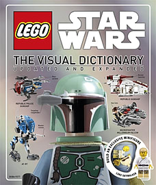 LEGO? Star Wars Visual Dictionary (Hardcover) Books