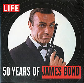 LIFE: 50 Years of James Bond (Hardcover) Books