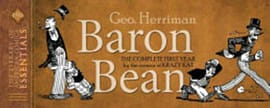 LOAC Essentials Volume 1: Baron Bean (Library of American Comics Essentials) (Hardcover) Books