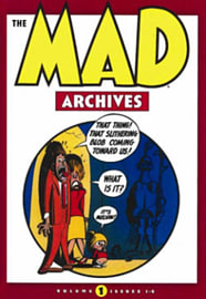 Mad Archives Volume 1 HC: 1-6 (Hardcover) Books