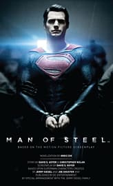 Man of Steel: The Official Movie Novelization (Mass Market Paperback) Books