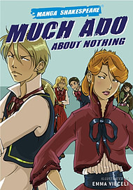 Manga Shakespeare: Much Ado About Nothing (Paperback) Books