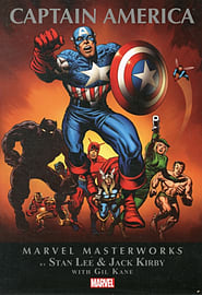 Marvel Masterworks: Captain America - Vol. 2 (Marvel Masterworks (Numbered)) (Paperback) Books