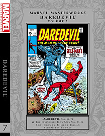Marvel Masterworks: Daredevil Volume 7 (Hardcover) Books