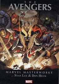 Marvel Masterworks: The Avengers Volume 2 TPB (Paperback) Books