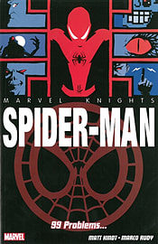 Marvel Knights: Spider-Man - 99 Problems... (Marvel Knights Spierman) (Paperback) Books