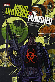 Marvel Universe Versus the Punisher (Hardcover) Books